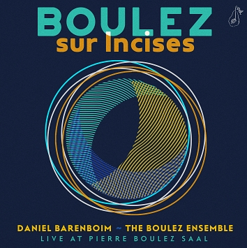 Cover: Boulez: Sur Incises